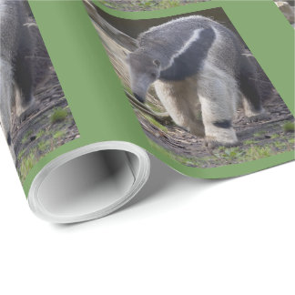 Giant Anteater Wrapping Paper