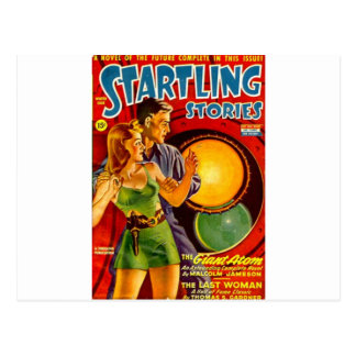 Giant Atom Postcard
