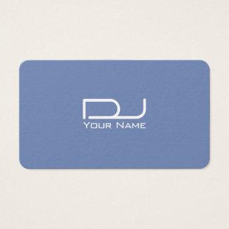 Giant bold logo modern futuristic business card