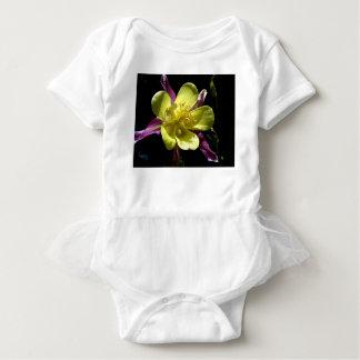 Giant Columbine Baby Bodysuit