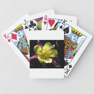Giant Columbine Bicycle Playing Cards