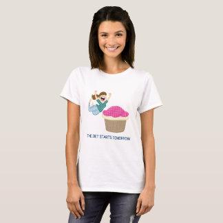 Giant Cupcake T-Shirt