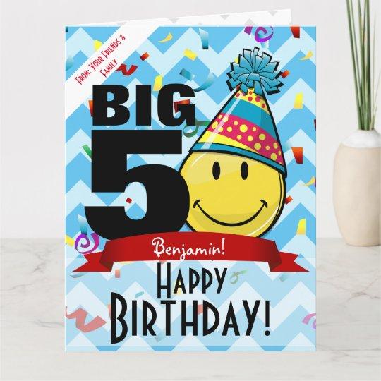 giant decade mark happy birthday smiling big card  zazzle