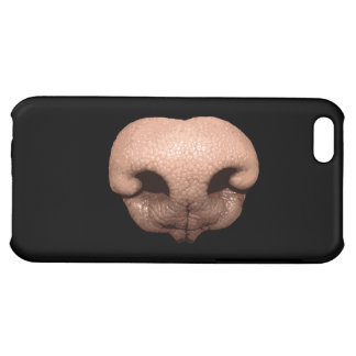 Giant Dog Nose iPhone 5C Cover