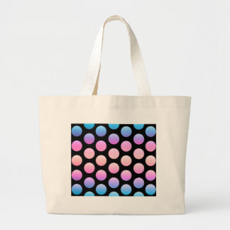 Giant Dots Tote Bag