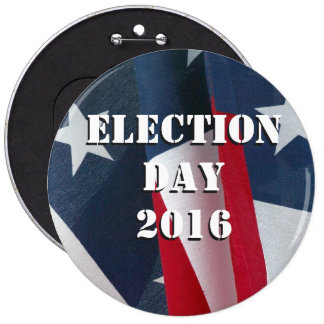 Giant Election Day 2016 Button