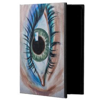 Giant Eye Painting