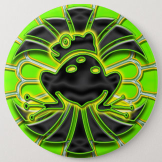 Giant Frog Deco Button