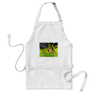 Giant From The Unknown Standard Apron