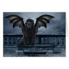 Giant Gargoyle Card