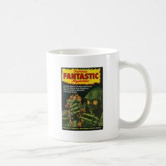 Giant Green Ghoul Coffee Mug