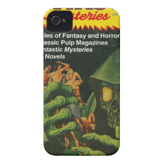 Giant Green Ghoul iPhone 4 Case-Mate Case