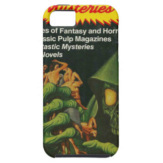 Giant Green Ghoul iPhone 5 Case