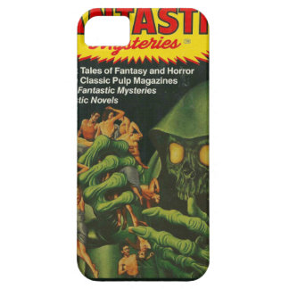Giant Green Ghoul iPhone 5 Covers