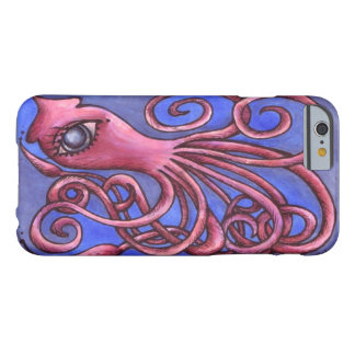 Giant Japanese Squid iPhone 6 Barely There Case
