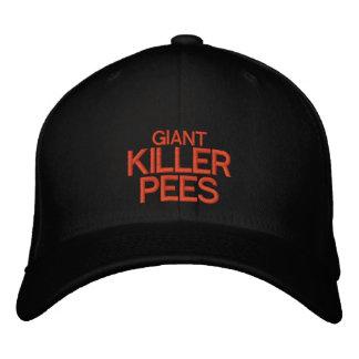 GIANT KILLER PEES - Custom Baseball Cap