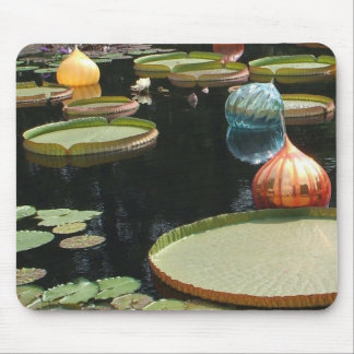 Giant Lilies Mousepad