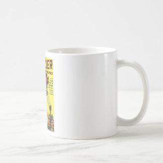 giant Lizard Monster Coffee Mug