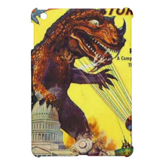 giant Lizard Monster Cover For The iPad Mini