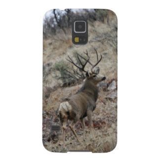 Giant mule deer buck galaxy s5 covers