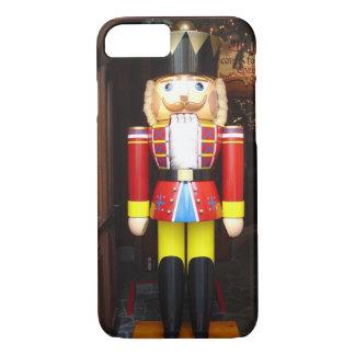 Giant Nutcracker iPhone 8/7 Case