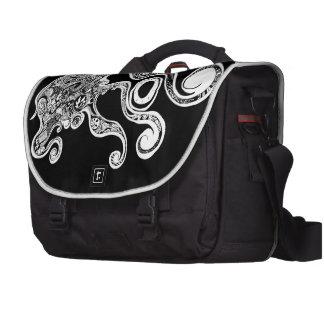 Giant Octopus Messenger Bag Bags For Laptop