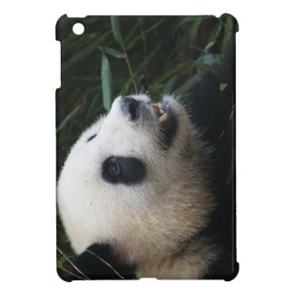Giant Panda in Bamboo forest Cover For The iPad Mini