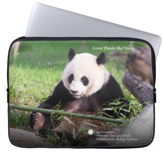 Giant Panda Mei Xiang Laptop Sleeve