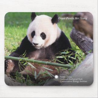 Giant Panda Mei Xiang Mouse Pad