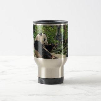 Giant pandas mug