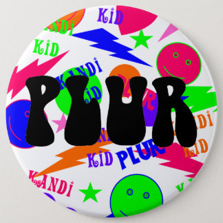 Giant PLUR Pin