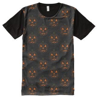 Giant Pumpkin – Dark All-Over Print T-Shirt