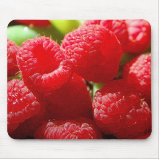 Giant Raspberries Mousepad