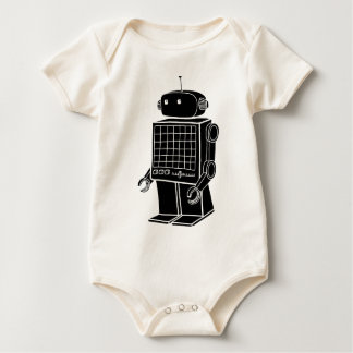Giant Robot Baby Bodysuit