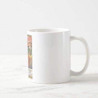Giant Robot Caterpillars Coffee Mug