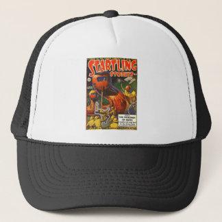 Giant Robot Caterpillars Trucker Hat