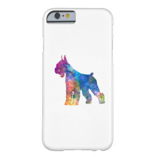 Giant Schnauzer 01-2 Barely There iPhone 6 Case