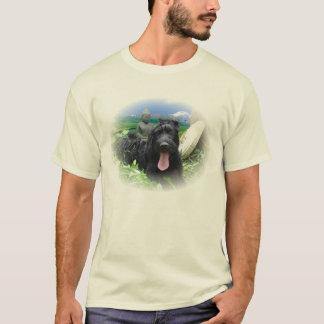 Giant Schnauzer Attains Nirvana T-Shirt