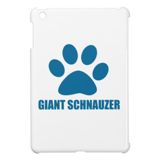 GIANT SCHNAUZER DOG DESIGNS iPad MINI COVER