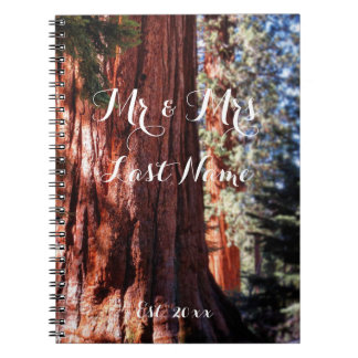 Giant Sequoia Notebook