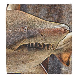 Giant Shark Bandana