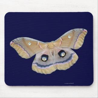 Giant Silk Moth Mousepad