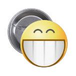 Giant Smiley Button