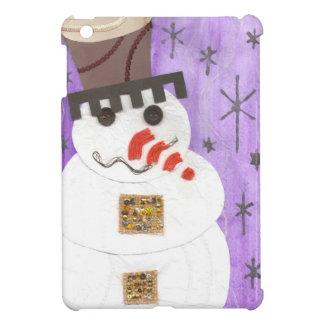 Giant Snowman I-Pad Mini Case iPad Mini Cases