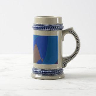 Giant Squid Coffee Mug