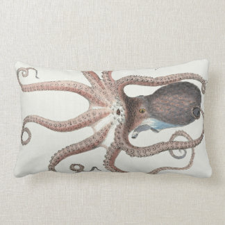 "Giant Squid/Octopus/Undersea/Oceanic 20"" Pillow"