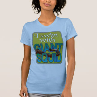 Giant Squid T Shirts