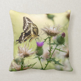 Giant Swallowtail Butterfly Cushion