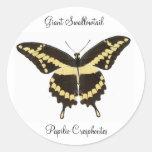 Giant Swallowtail Sticker