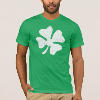Giant Vintage Shamrock (Distressed) T-Shirt